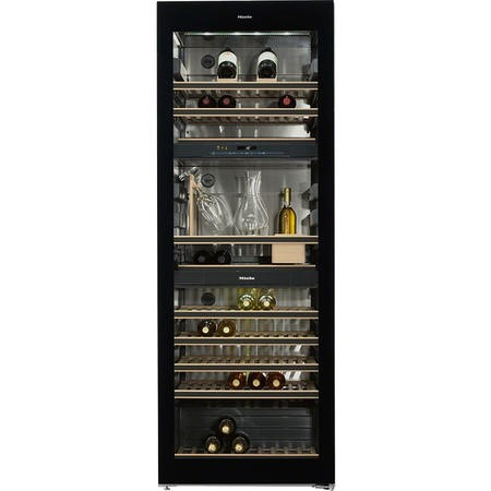 Miele KWT6834SGS KWT 6834 SGS 178 Bottle Freestanding Wine Conditioning Appliance With SommelierSet