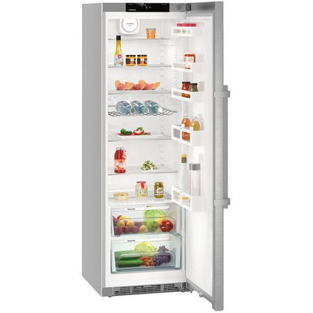 Liebherr Kef4310 Comfort 185x60cm A+++ Freestanding Fridge With BioFresh SmartSteel Doors