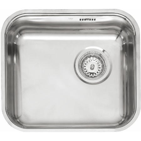 Reginox L184035OKG Large 1.0 Bowl Undermount Stainless Steel Sink