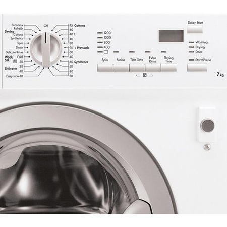 AEG L61271WDBI 7kg Wash 4kg Dry 1200rpm Integrated Washer Dryer