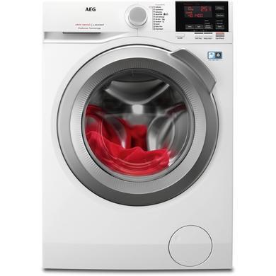 AEG L6FBG142R 10kg 1400rpm Freestanding Washing Machine-White