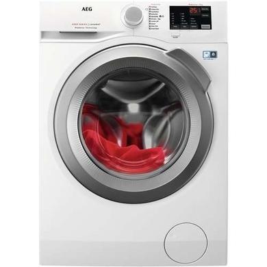 AEG L6FBI862N 6000 Series 8kg 1600rpm Freestanding Washing Machine - White