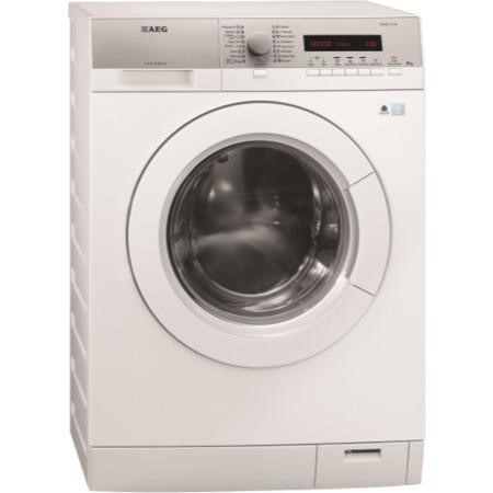 AEG L76285FL 8kg 1200rpm Freestanding Washing Machine - White
