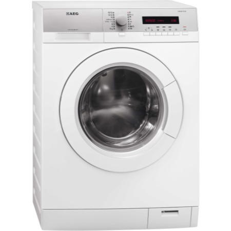 AEG L76485FL 8kg 1400rpm Freestanding Washing Machine - White