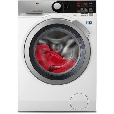 AEG L7FEE845R 8kg 1400rpm Freestanding Washing Machine-White