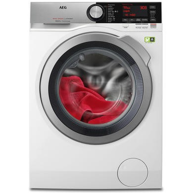 AEG L8FEC946R 9kg 1400rpm Freestanding Washing Machine-White