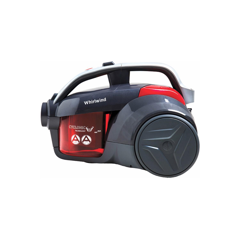 Hoover LA71WR10 Lander 700W Cylinder Vacuum Cleaner Grey & Red
