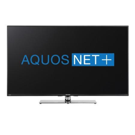 sharp lc50le771k 50 inch smart 3d led tv appliances direct. Black Bedroom Furniture Sets. Home Design Ideas