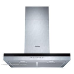 Siemens LC67BE532B iQ300 60cm Stainless Steel Chimney Cooker Hood