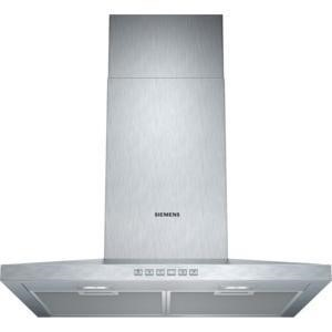 Siemens LC67WA532B iQ300 Low Profile 60cm Stainless Steel Chimney Cooker Hood