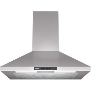 Siemens LC74WA521B 70cm Wide Chimney Cooker Hood Stainless Steel