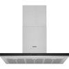 Siemens LC91BUV50B iQ300 Touch Control Low Profile 90cm Cooker Hood - Stainless Steel