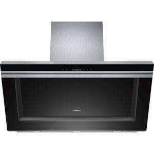 Siemens LC91KB672B 90cm Touch Control Angled Cooker Hood Black