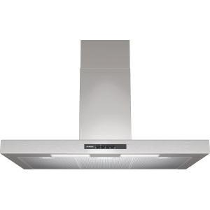 Siemens LC94BA521B Box-style 90cm Wide Chimney Cooker Hood Stainless Steel