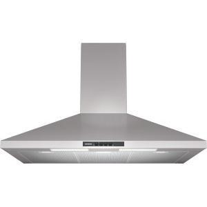 Siemens LC94WA521B 90cm Wide Chimney Cooker Hood Stainless Steel