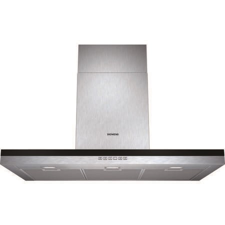 Siemens LC97BE532B iQ300 90cm Stainless Steel Chimney Cooker Hood