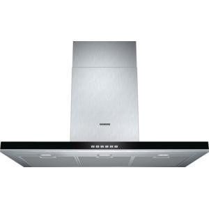 Siemens LC97BF532B 90cm Chimney Cooker Hood Stainless Steel