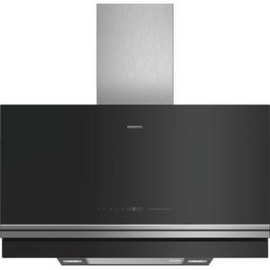 Siemens LC97FVW60B 90cm Chimney Hood in Black
