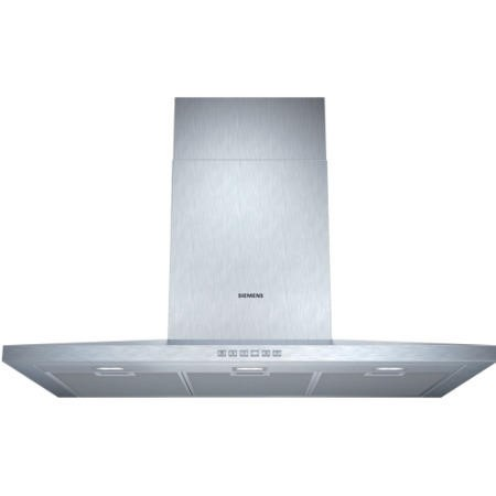 Siemens LC97WA532B iQ300 Low Profile 90cm Stainless Steel Chimney Cooker Hood