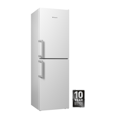 Hotpoint LECO8FF2WH Frost Free Freestanding Fridge Freezer - White