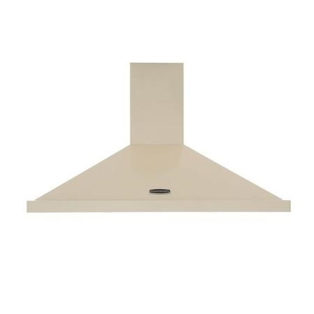 Rangemaster LEIHDC90CRC 95580 90cm Chimney Cooker Hood Cream and Chrome