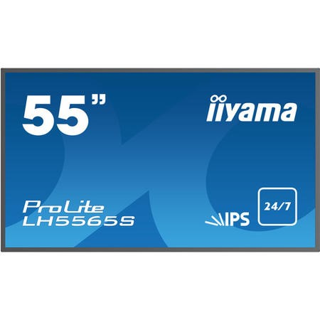 "Iiyama LH5565S-B1 55"" Full HD LED Large Format Display"