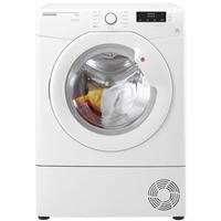 Hoover LLCD91B-80 Vision HD 9kg Freestanding Condenser Tumble Dryer White