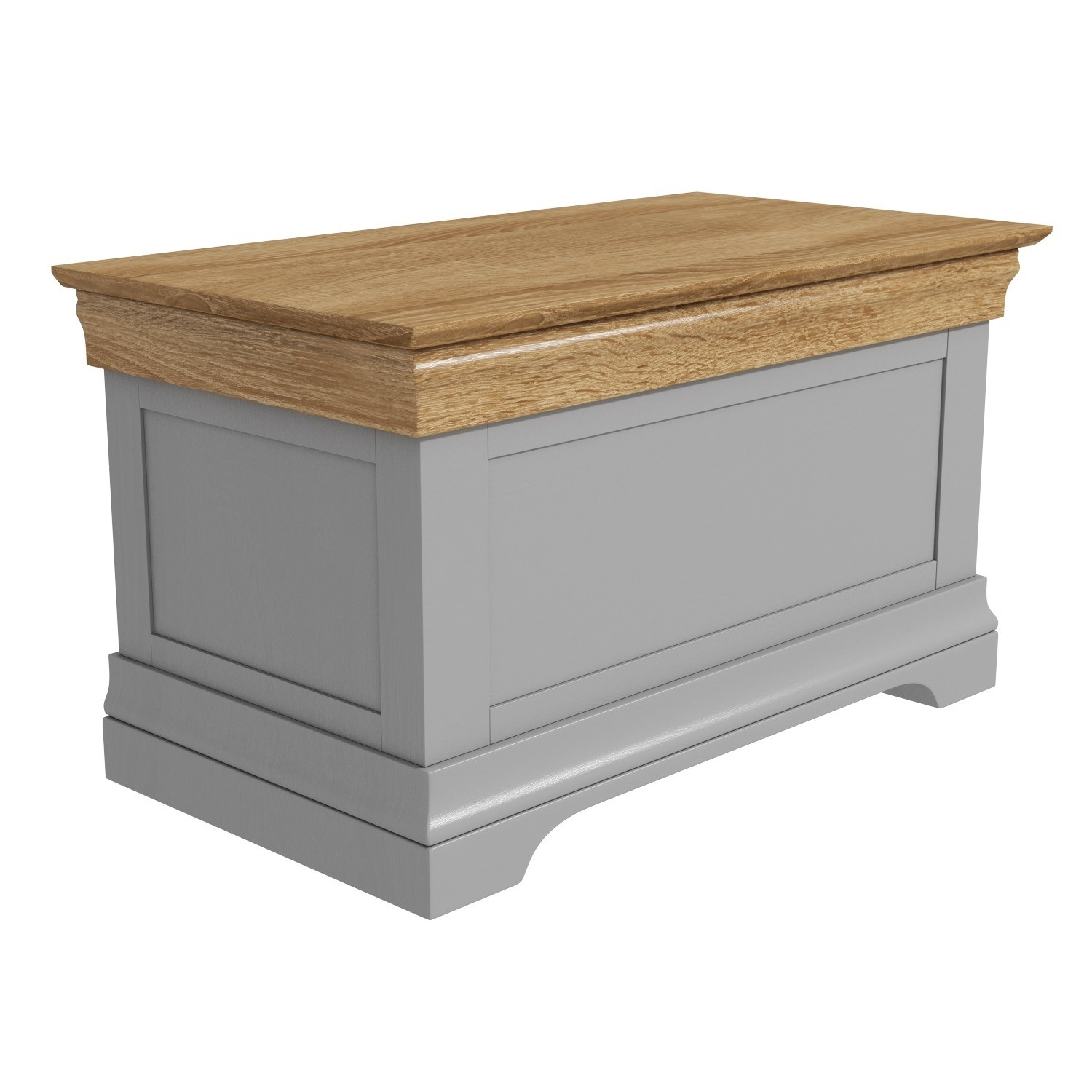 how to build a blanket box