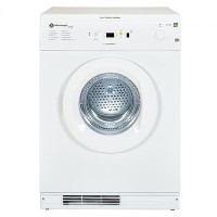 White Knight LPG86A 7kg Freestanding Sensing Vented LPG Gas Tumble Dryer With Reverse Tumble - White