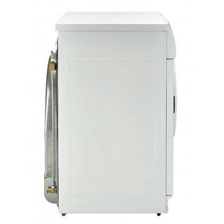 White Knight LPG86A 7kg Freestanding Sensing Vented LPG Gas Tumble Dryer With Reverse Tumble - White