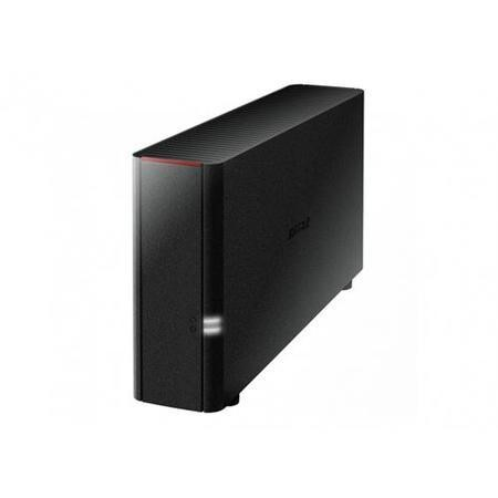 Buffalo LinkStation 210 1 Bay 1 x 3TB Desktop NAS
