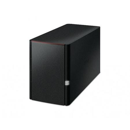 Buffalo LinkStation 220 2 Bay 2 x 3TB Desktop NAS