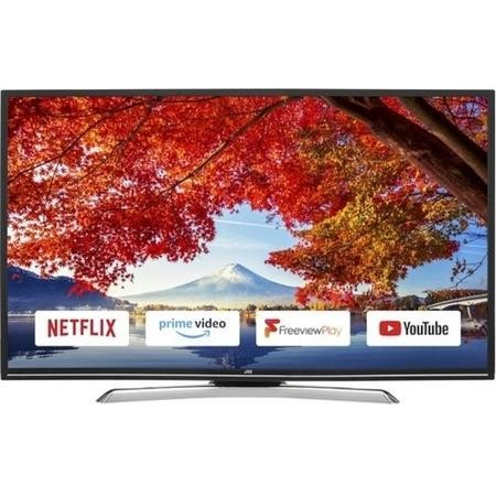 "GRADE A1 - JVC LT-40C790 40"" Full HD Smart LED TV with 1 Year Warranty"