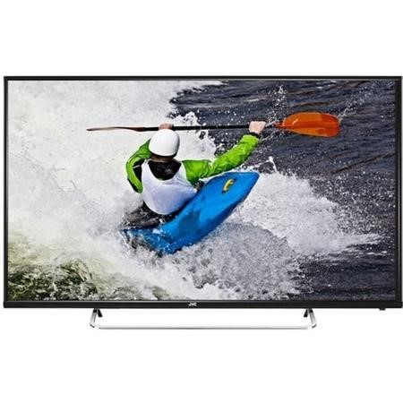"GRADE A2 - JVC LT-42C550 42"" Full HD LED TV with 1 Year Warranty"