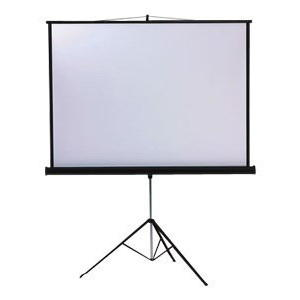 Metroplan Professional Tripod Screen - projection screen