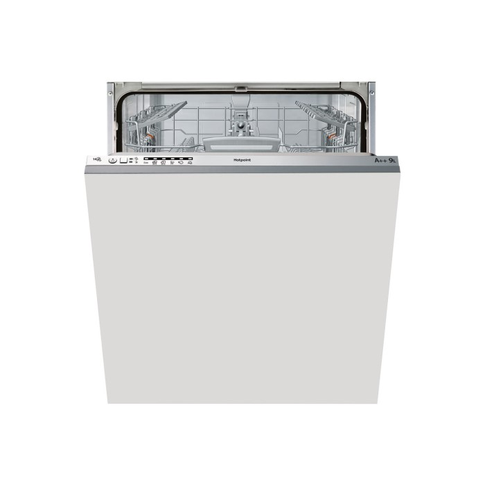 grade a3 hotpoint ltb6m126 extra efficient 14 place fully integrated dishwasher 77399146 1. Black Bedroom Furniture Sets. Home Design Ideas