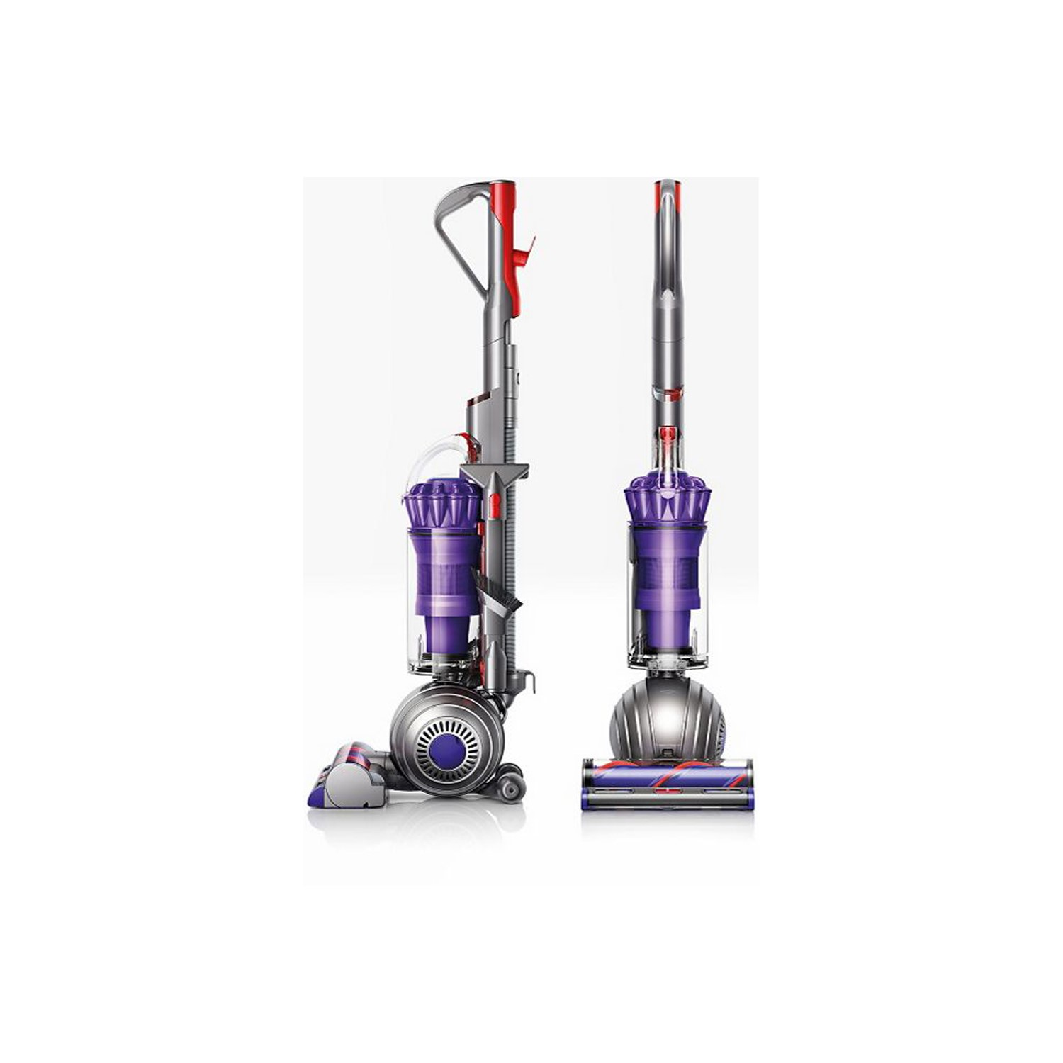 Dyson Light Ball Animal Upright Vacuum Cleaner - Grey And Purple
