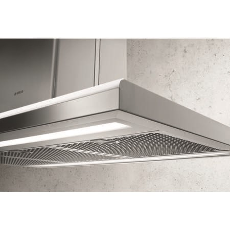 Elica LUNA-ISLAND-180 175x73cm Island Cooker Hood Stainless Steel