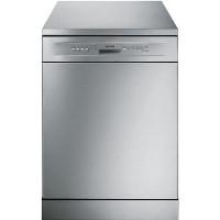 Smeg LV612SVE 12 Place Freestanding Dishwasher - Silver