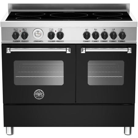 Bertazzoni MAS100-5I-MFE-D-NEE 100cm Bertazzoni Master Electric Range Cooker With Induction Hob