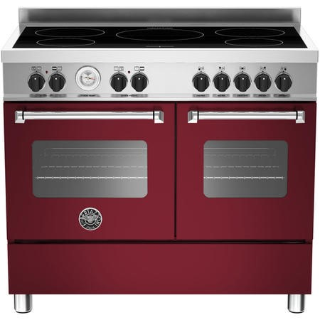 Bertazzoni MAS100-5I-MFE-D-VIE 100cm Bertazzoni Master Electric Range Cooker With Induction Hob