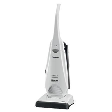 Panasonic Mc Ug302wp47 Bagged White Upright Vacuum Cleaner