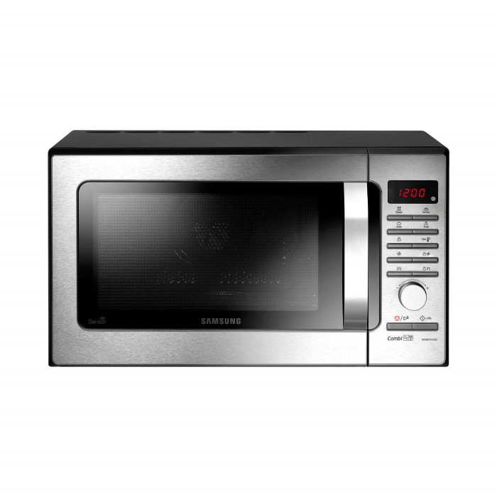 Samsung MC285TATCSQ 28L Freestanding Combination Microwave Oven With  Sensortech Humidity Sensor - Stainless Steel Front