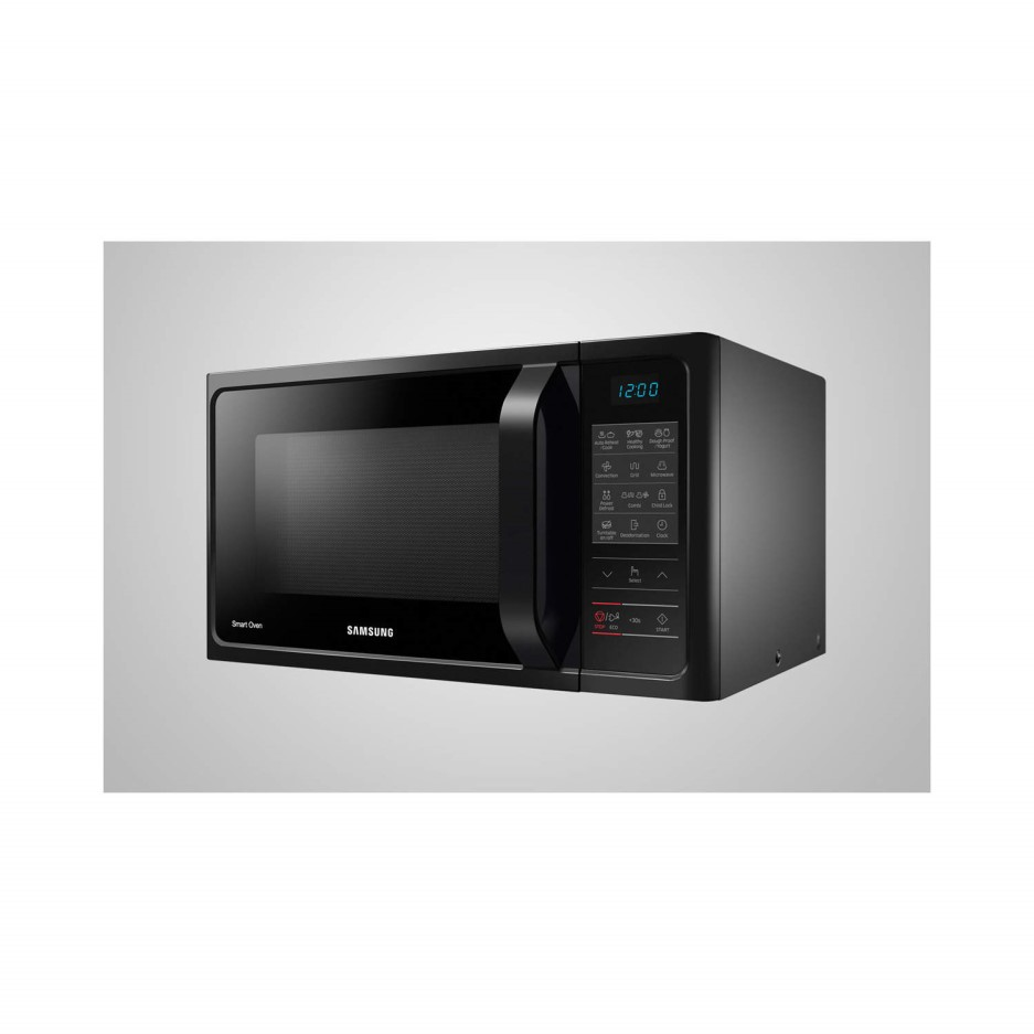 Samsung Mc28h5013ak 28l Combination Microwave Oven Black
