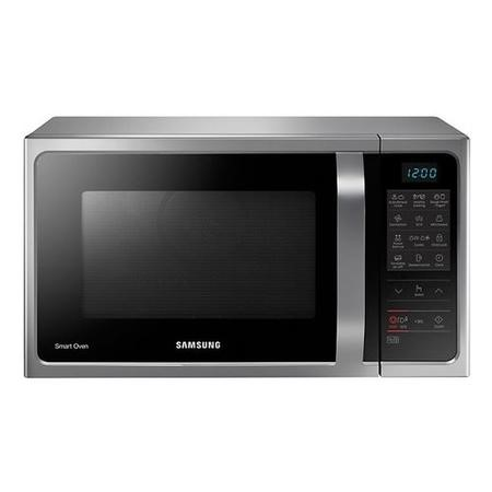 Samsung MC28H5013AS 28L 900W Freestanding Combination Microwave Oven - Silver