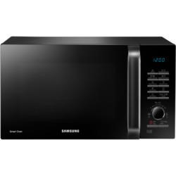 Samsung MC28H5125AK Black 28 L Freestanding Combination Microwave Oven