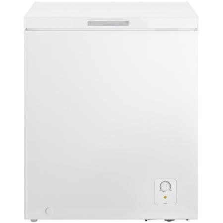 Fridgemaster MCF142 142 Litre Freestanding Chest Freezer - White