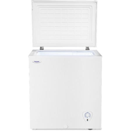 Fridgemaster MCF145 Chest Freezer White