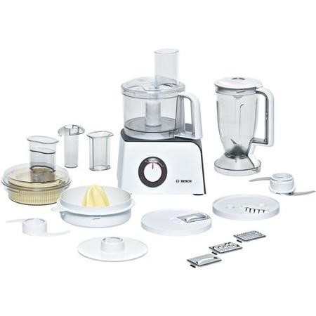 Bosch MCM4100GB Compact Food Processor - White