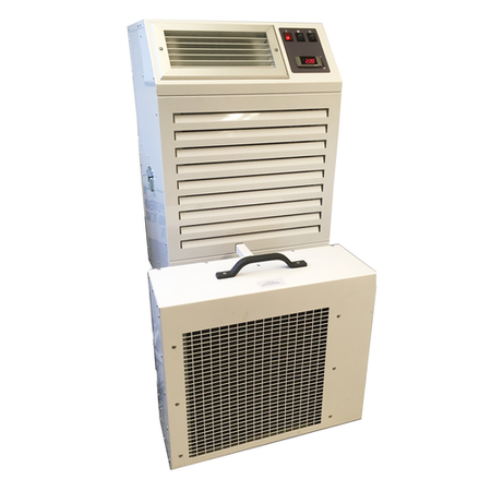 Broughton 22000 BTU Portable Water Cooled  Commercial Split System Air Conditioner with Condensate Pump